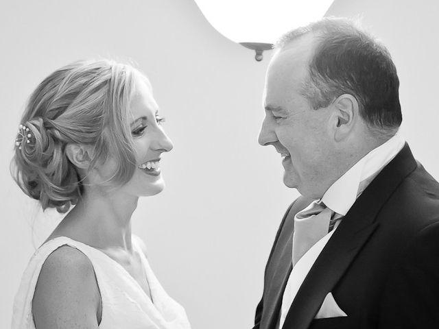 James and Elizabeth's wedding in Sutton Coldfield, West Midlands 5