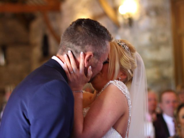 Chris and Holly's wedding in Corwen, Denbighshire 1
