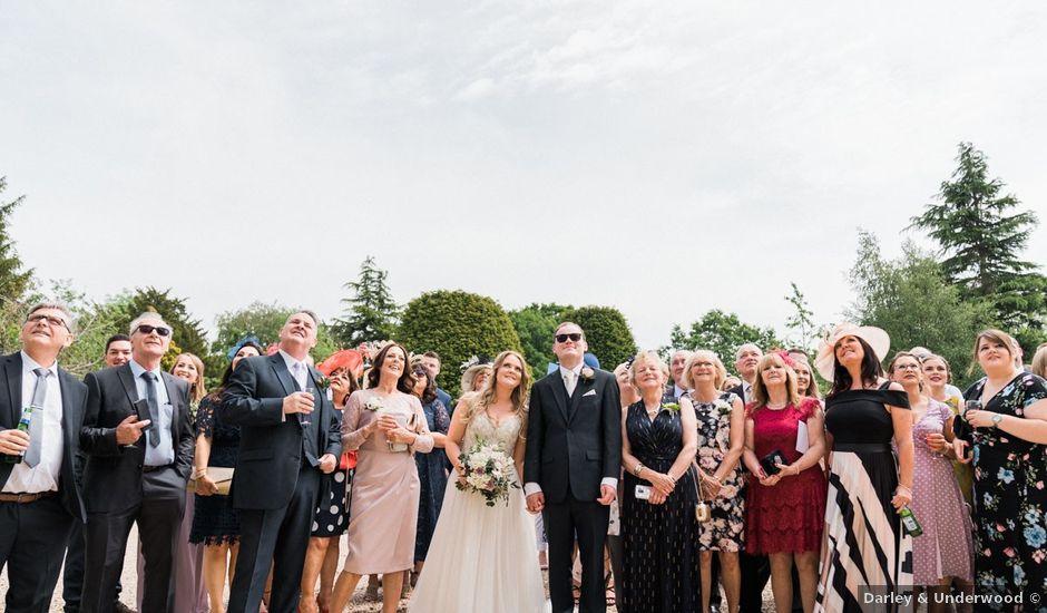 Abigail & Stephen's wedding
