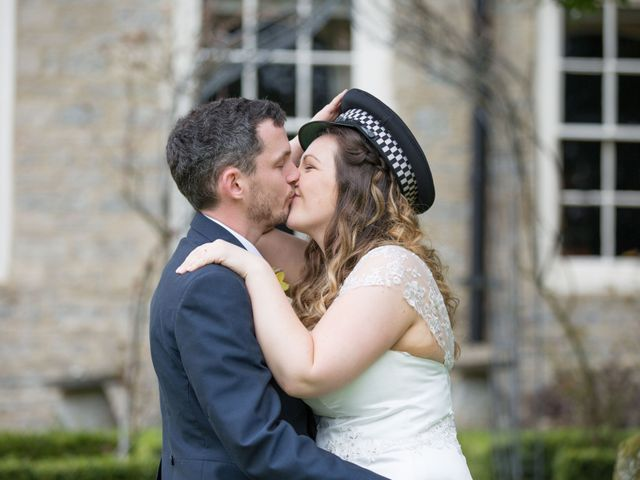 Leanne & Craig's wedding