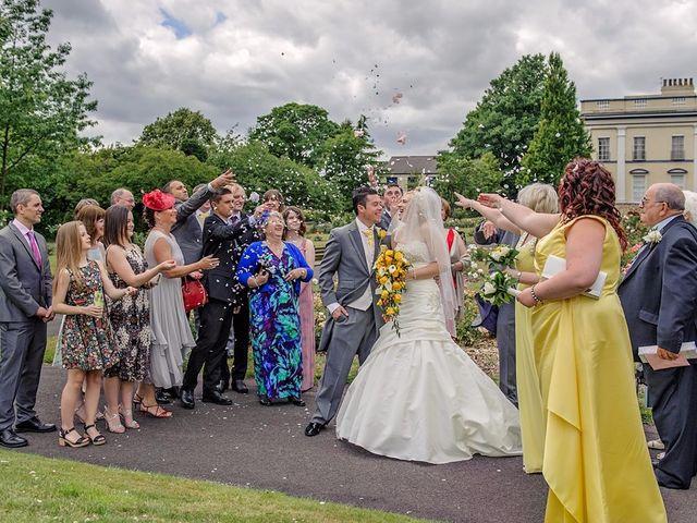 Savannah & Lee's wedding
