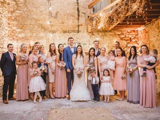 Danielle & Alex's wedding 1