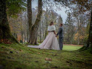 Amy & Callum's wedding