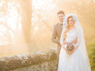 Poppy & Dan's wedding