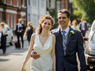 Gemma & Alex's wedding