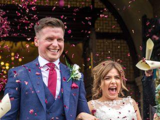 Mel & Nath's wedding