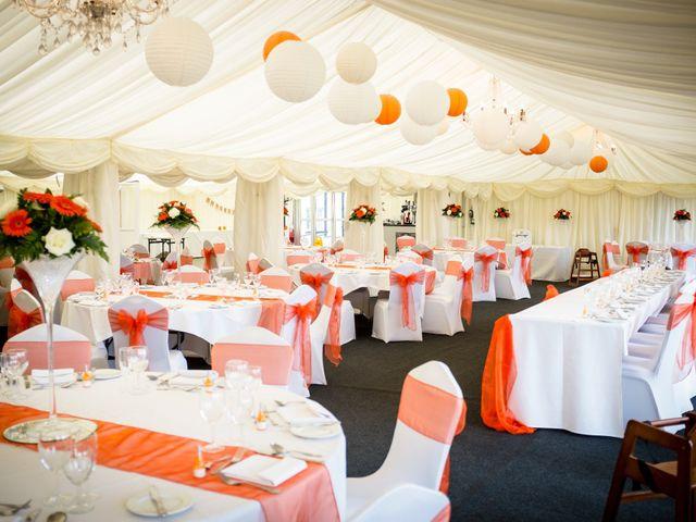 Garran and Lisa's wedding in Cilfynydd, Rhondda, Cynon, Taff 2