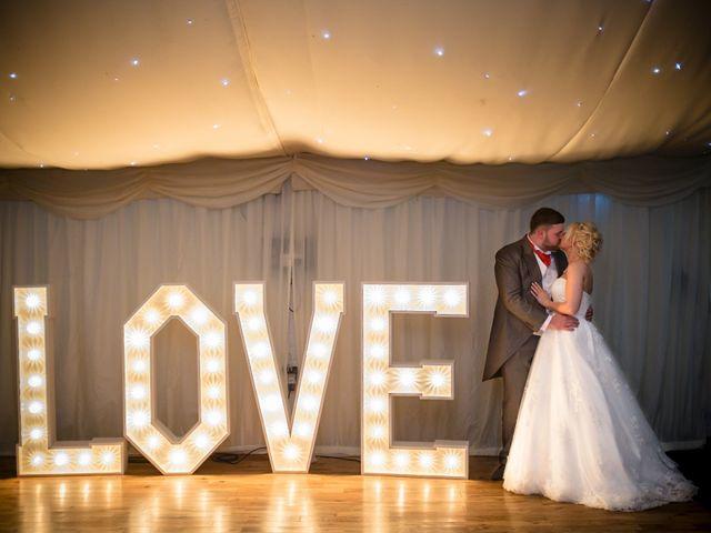 Lisa & Garran's wedding