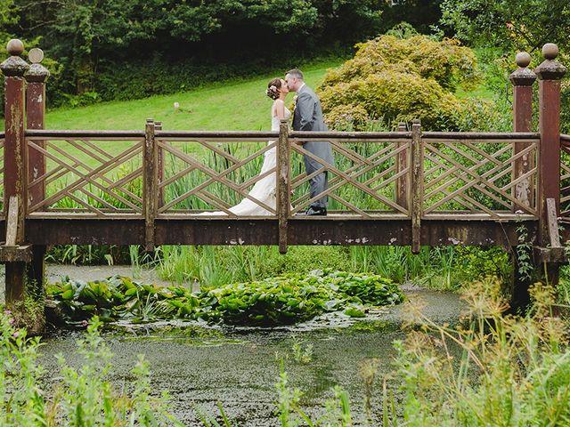 Owain and Kelly's wedding in Brynmenyn, Bridgend 1