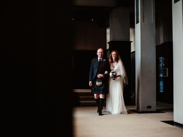 Ryan and Rachel's wedding in Glasgow, Glasgow City 2
