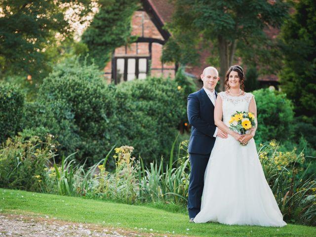 Izzy & Pete's wedding