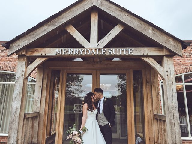 Joshua & Charlotte's wedding