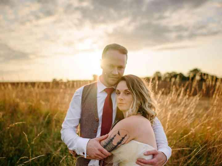 Laura & Mike's wedding