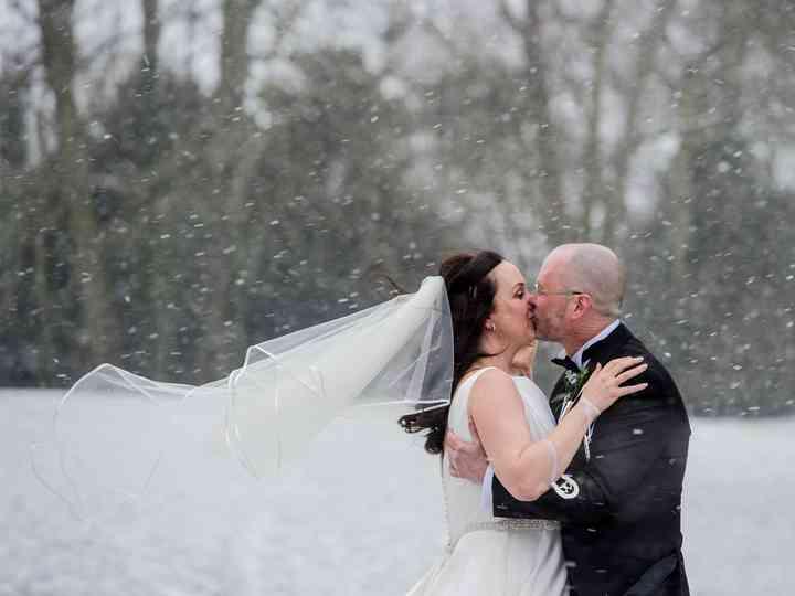 Michael & Rebecca's wedding