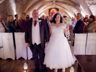 Roxanne & Dave's wedding