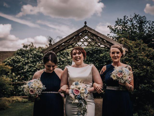 Sam and Anna's wedding in Preston, Lancashire 2