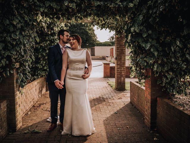 Anna & Sam's wedding