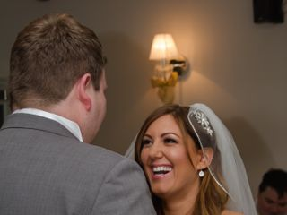 Joanne & Gavin's wedding 3