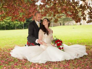 Joanne & Alistair's wedding