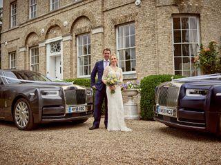 Sam & James's wedding 1