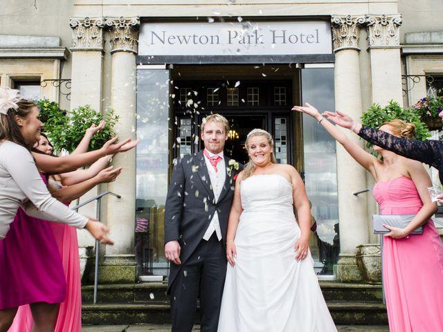 Tanya & Gavin's wedding