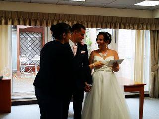 Dannielle & Jamie's wedding