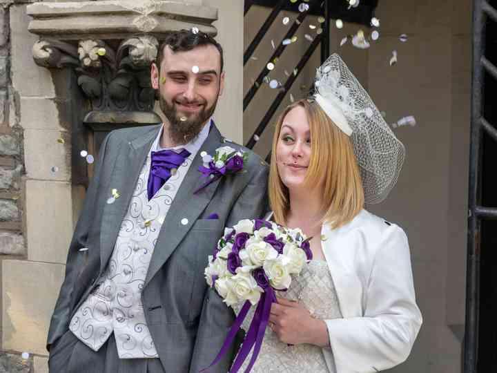 Charlotte & Lloyd's wedding