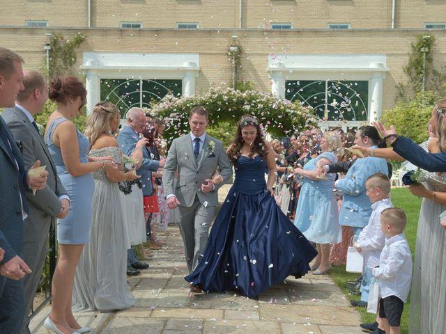 Matt and Katie's wedding in St Albans, Hertfordshire 2