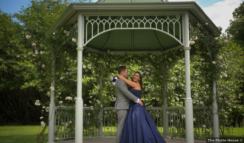 Matt and Katie's wedding in St Albans, Hertfordshire