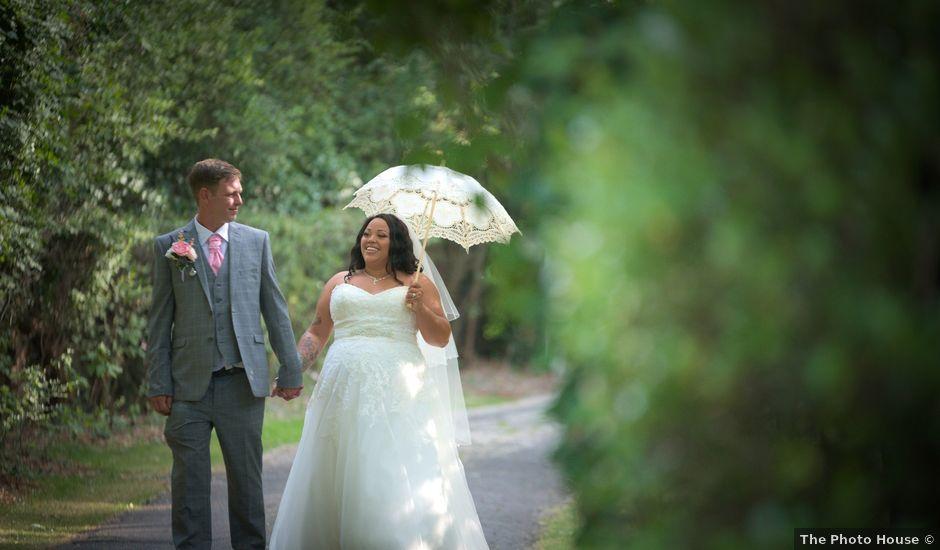 James and Stacey's wedding in Windsor, Berkshire