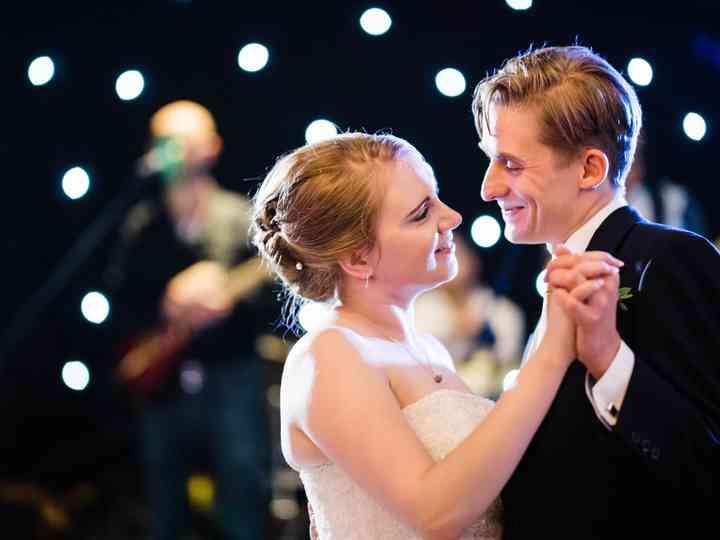 Angela & James's wedding