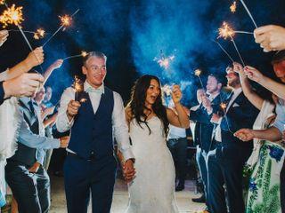 Jasmine & David's wedding