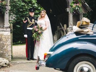 Hannah & Kyle's wedding