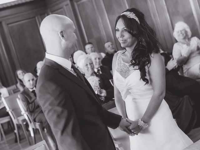 Samantha & Daniel's wedding