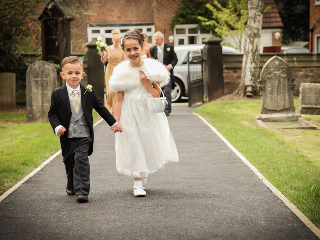 Peter and Turtin's wedding in Trowell, Nottinghamshire 8