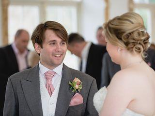 Sarah & Daniel's wedding 1