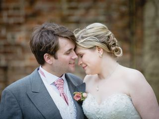Sarah & Daniel's wedding