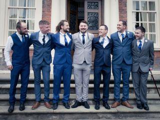 Hayley & James's wedding 2