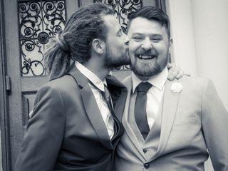 Hayley & James's wedding 3