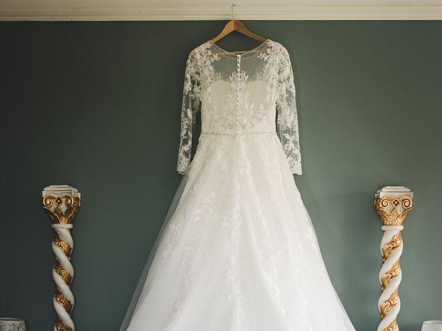 Ashley and Louise's wedding in Saham Toney, Norfolk 4