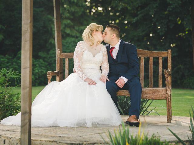Louise & Ashley's wedding