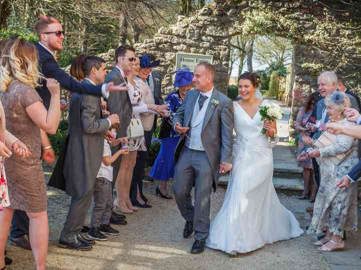 Jessica & Paul's wedding