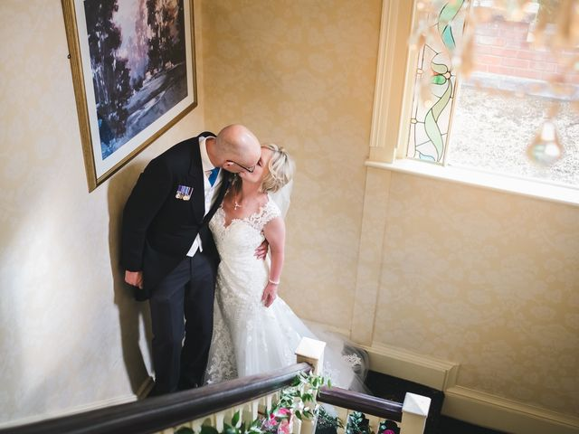 Ric and Caron's wedding in Spalding, Lincolnshire 2
