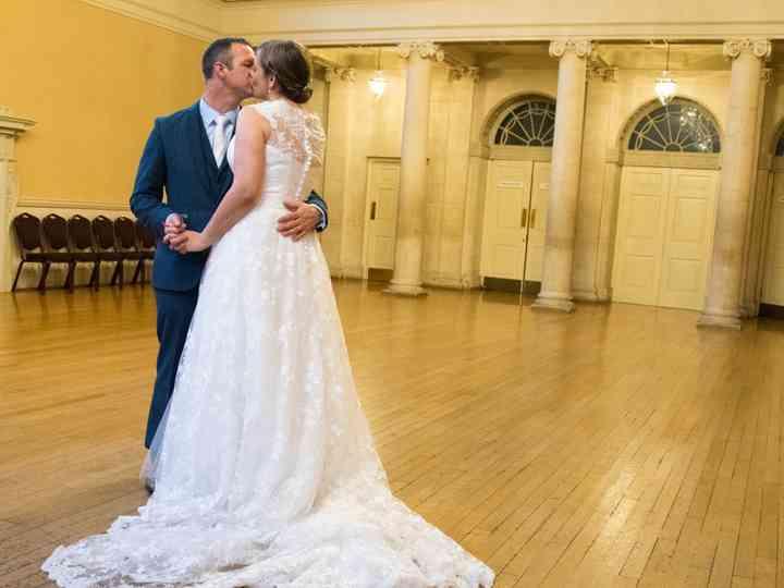 Beth & Andrew's wedding