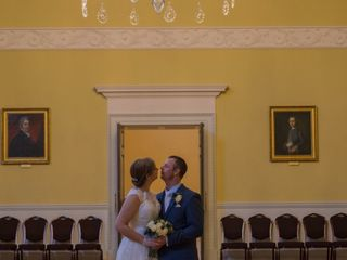 Beth & Andrew's wedding 1