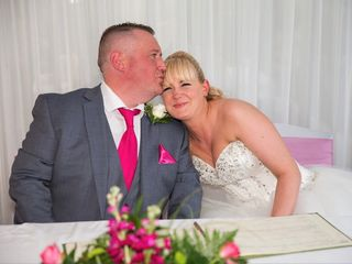 Donna & Shaun's wedding