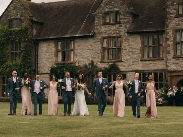 Adam and Stephanie's wedding in Billesley, Warwickshire 2
