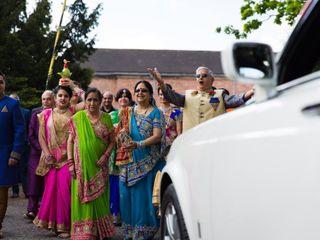 Bhavna & Amit's wedding 3