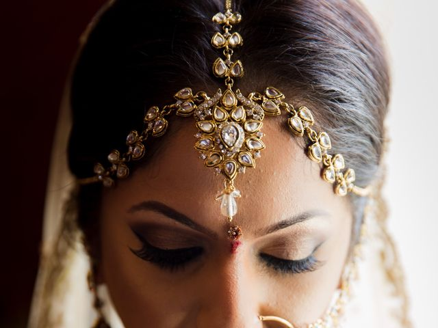 Amit and Bhavna's wedding in Nottingham, Nottinghamshire 7