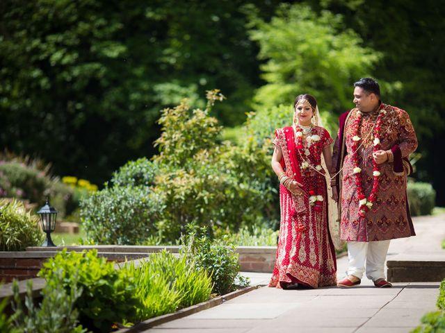 Bhavna & Amit's wedding